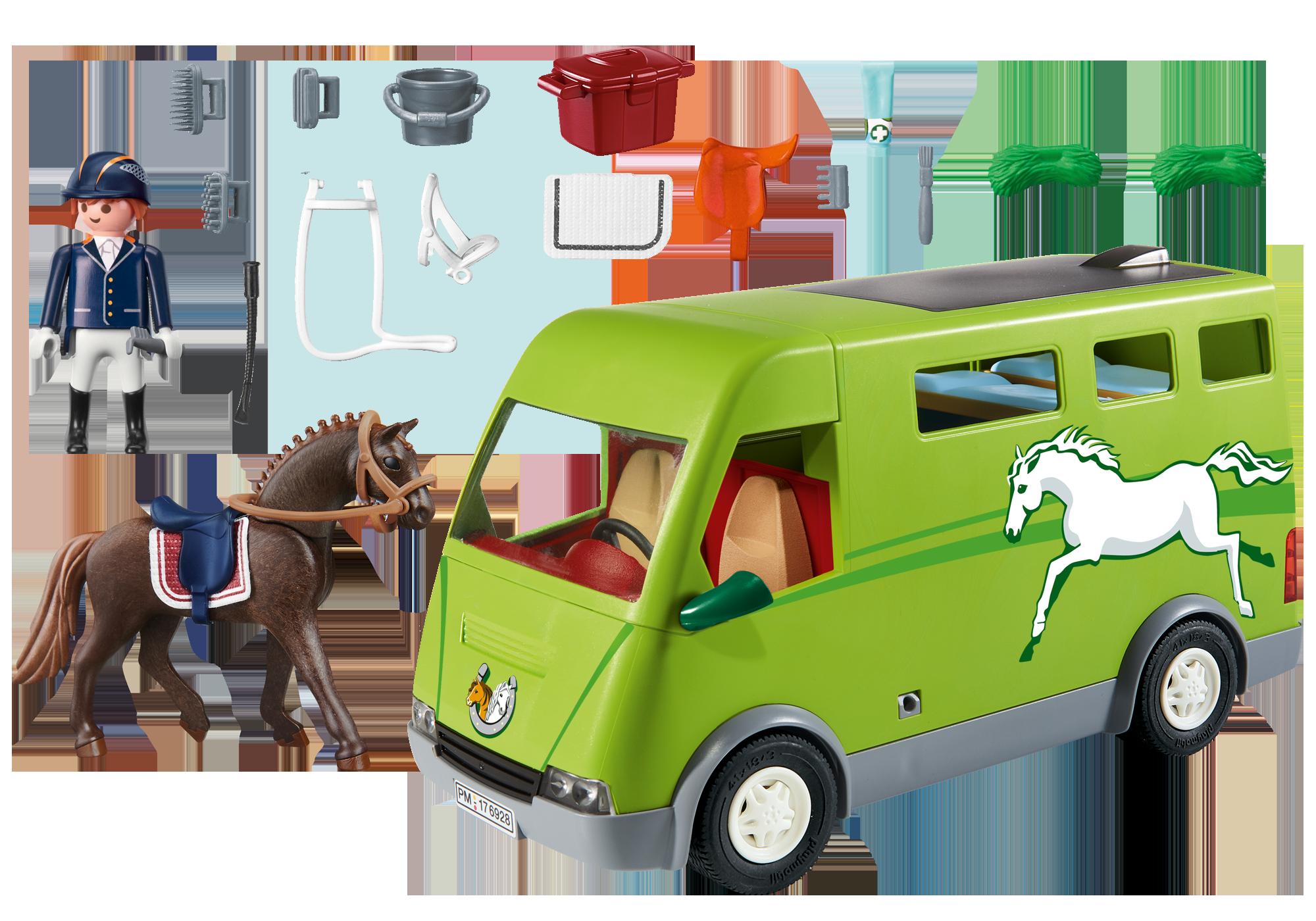 http://media.playmobil.com/i/playmobil/6928_product_box_back/Cavalier avec van et cheval