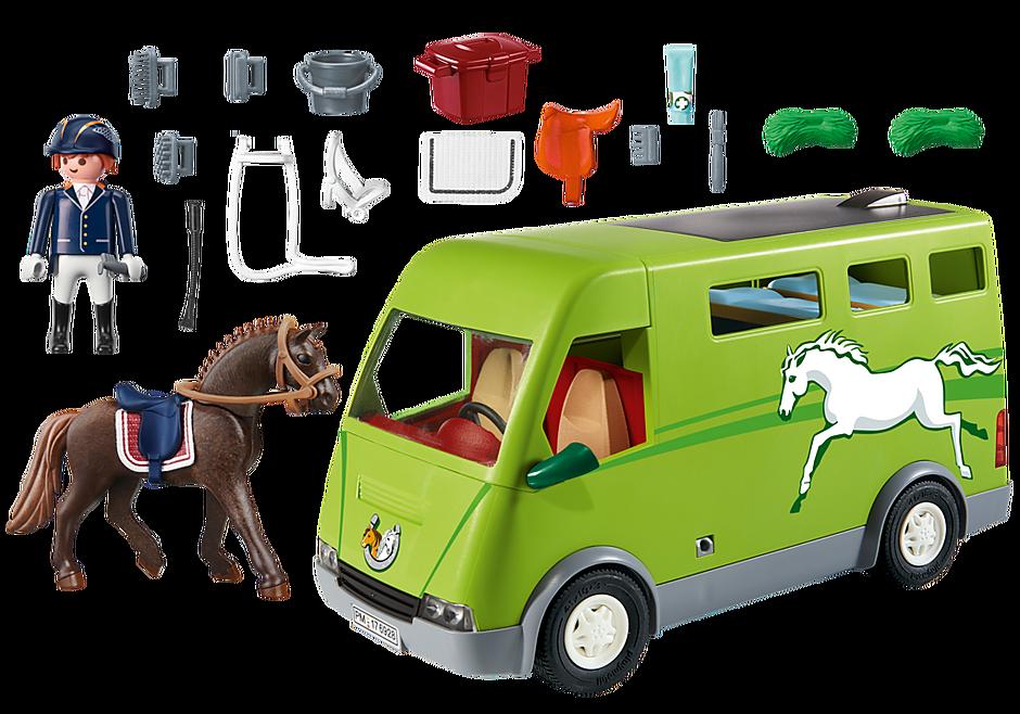 6928 Horse Transporter detail image 4