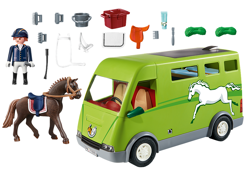 http://media.playmobil.com/i/playmobil/6928_product_box_back/Transporte de Cavalos