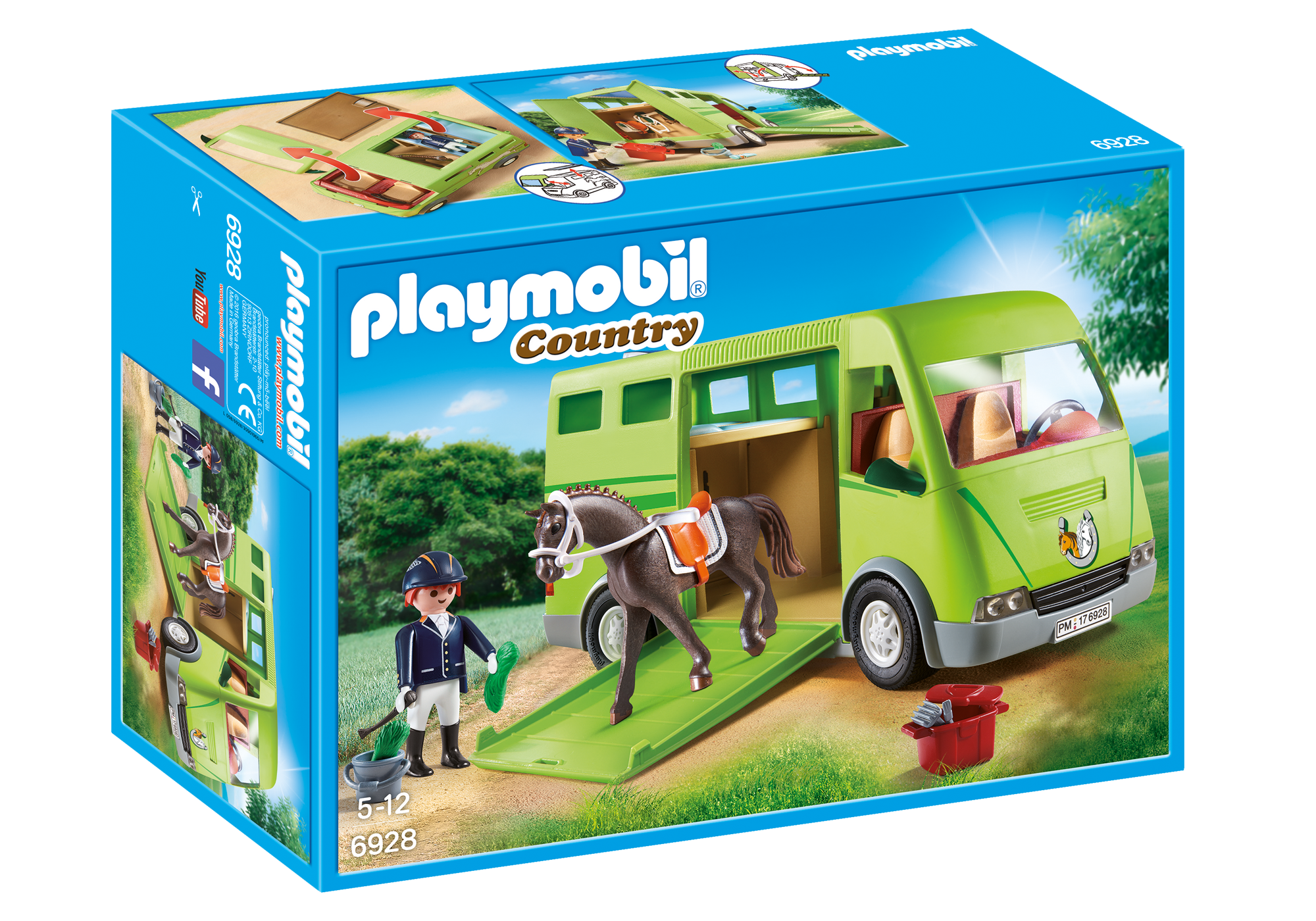 http://media.playmobil.com/i/playmobil/6928_product_box_front/Cavalier avec van et cheval