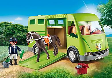 6928 Furgone trasporto cavalli