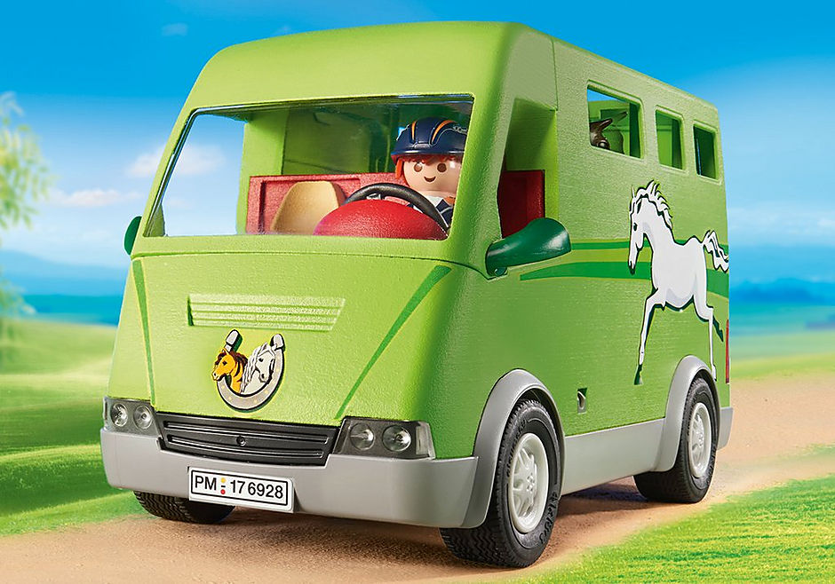 6928 Horse Transporter detail image 7