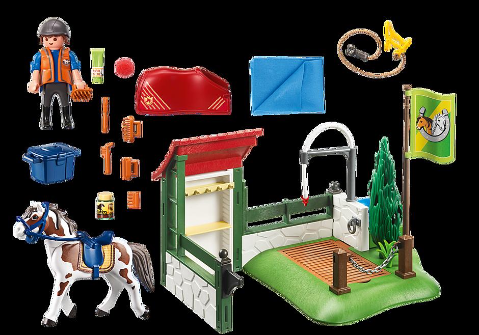 http://media.playmobil.com/i/playmobil/6929_product_box_back/Horse Grooming Station