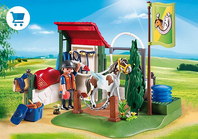 6929_product_detail/Set de Limpeza para Cavalos