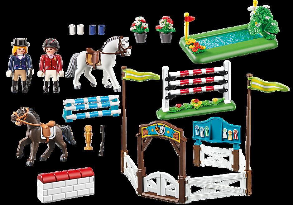 http://media.playmobil.com/i/playmobil/6930_product_box_back/Prova de Cavalos