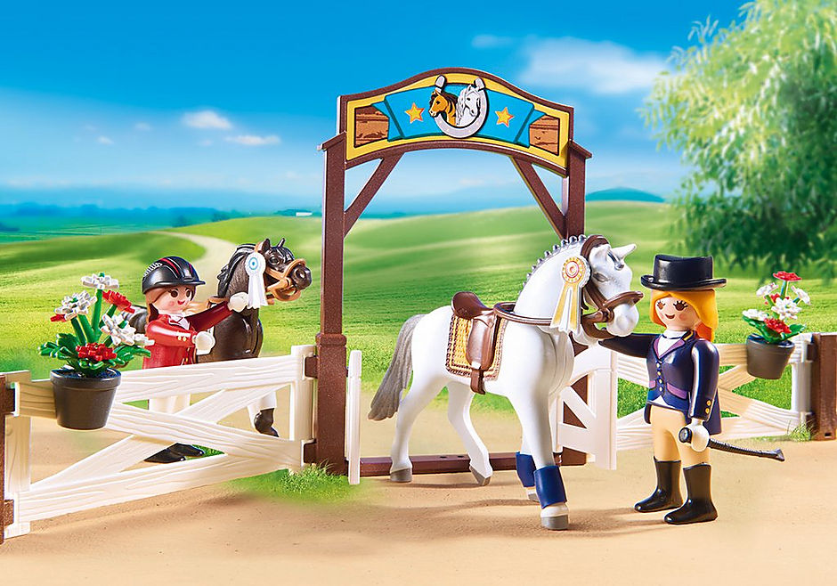 6930 Gara di equitazione detail image 6