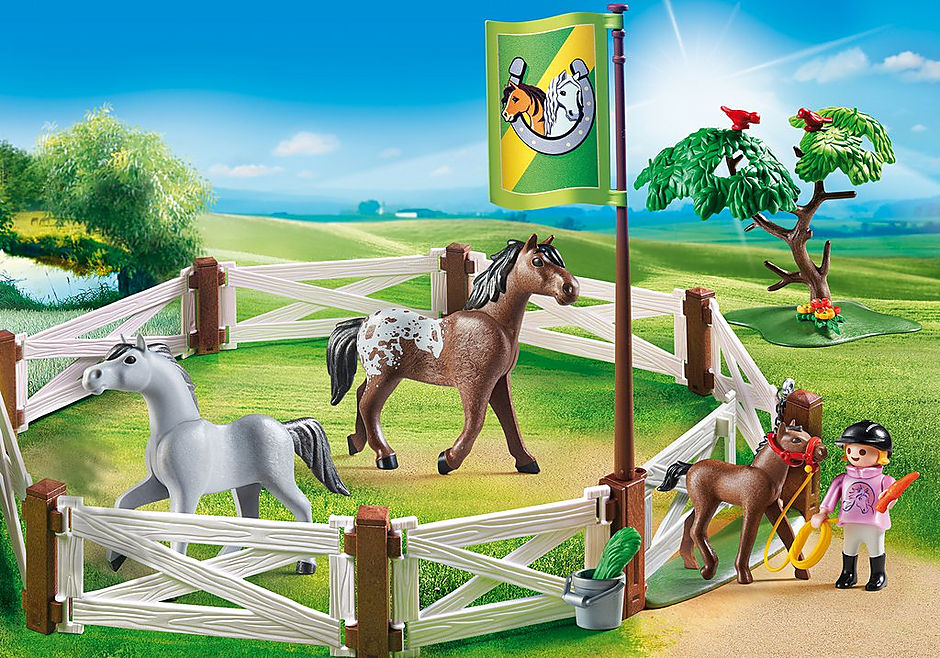 6931 Recinto dei cavalli detail image 1