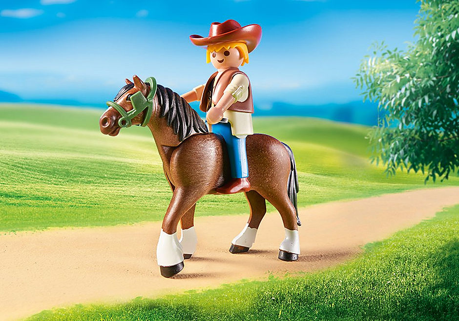 6932 Calesse con cavallo detail image 6