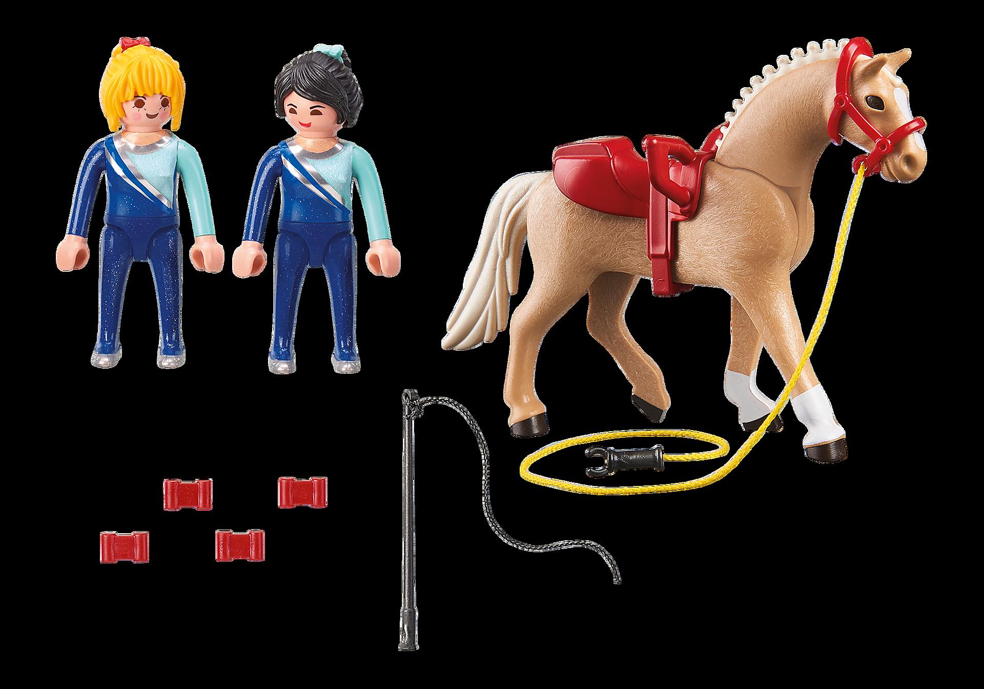6933 Treinadora de Cavalos zoom image4
