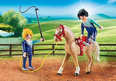 6933 Treinadora de Cavalos