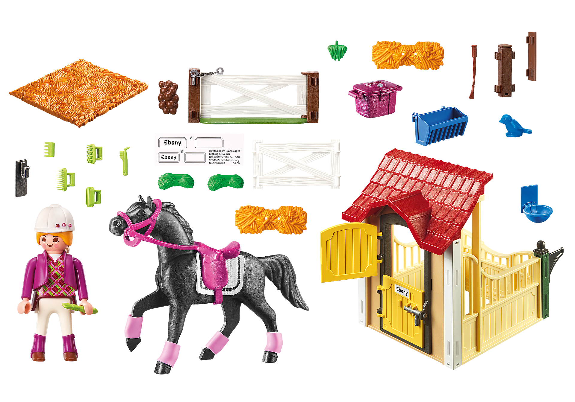 6934 Arabier met paardenbox zoom image4