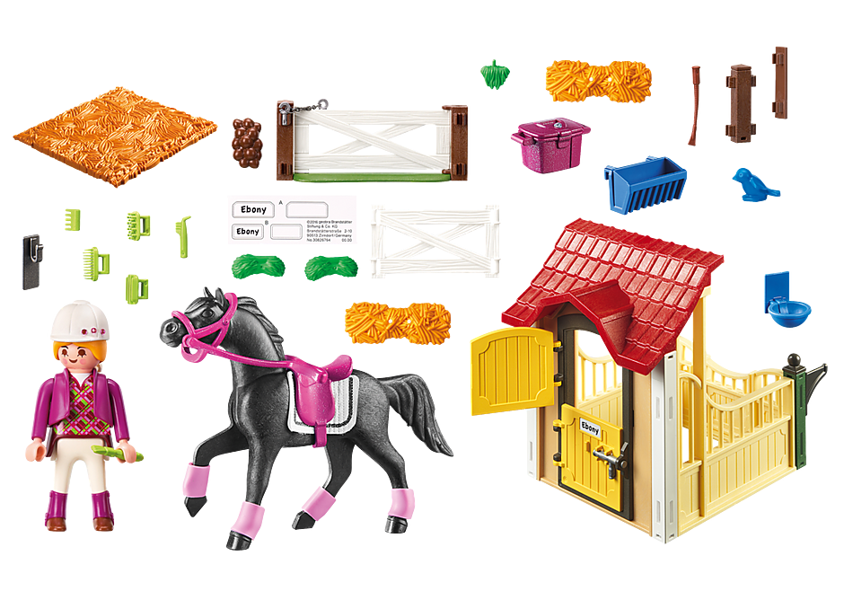 http://media.playmobil.com/i/playmobil/6934_product_box_back/Caballo Árabe con Establo
