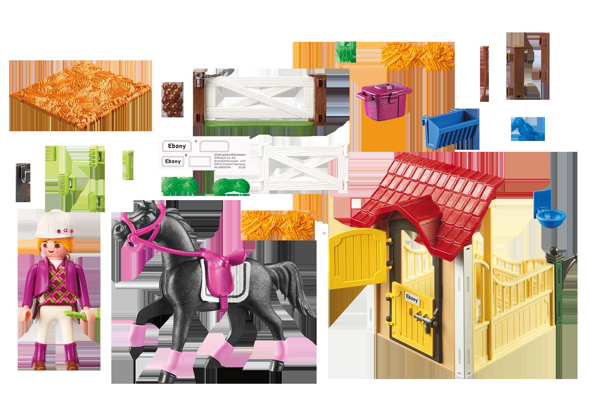 http://media.playmobil.com/i/playmobil/6934_product_box_back/Cavalo Árabe com Estábulo