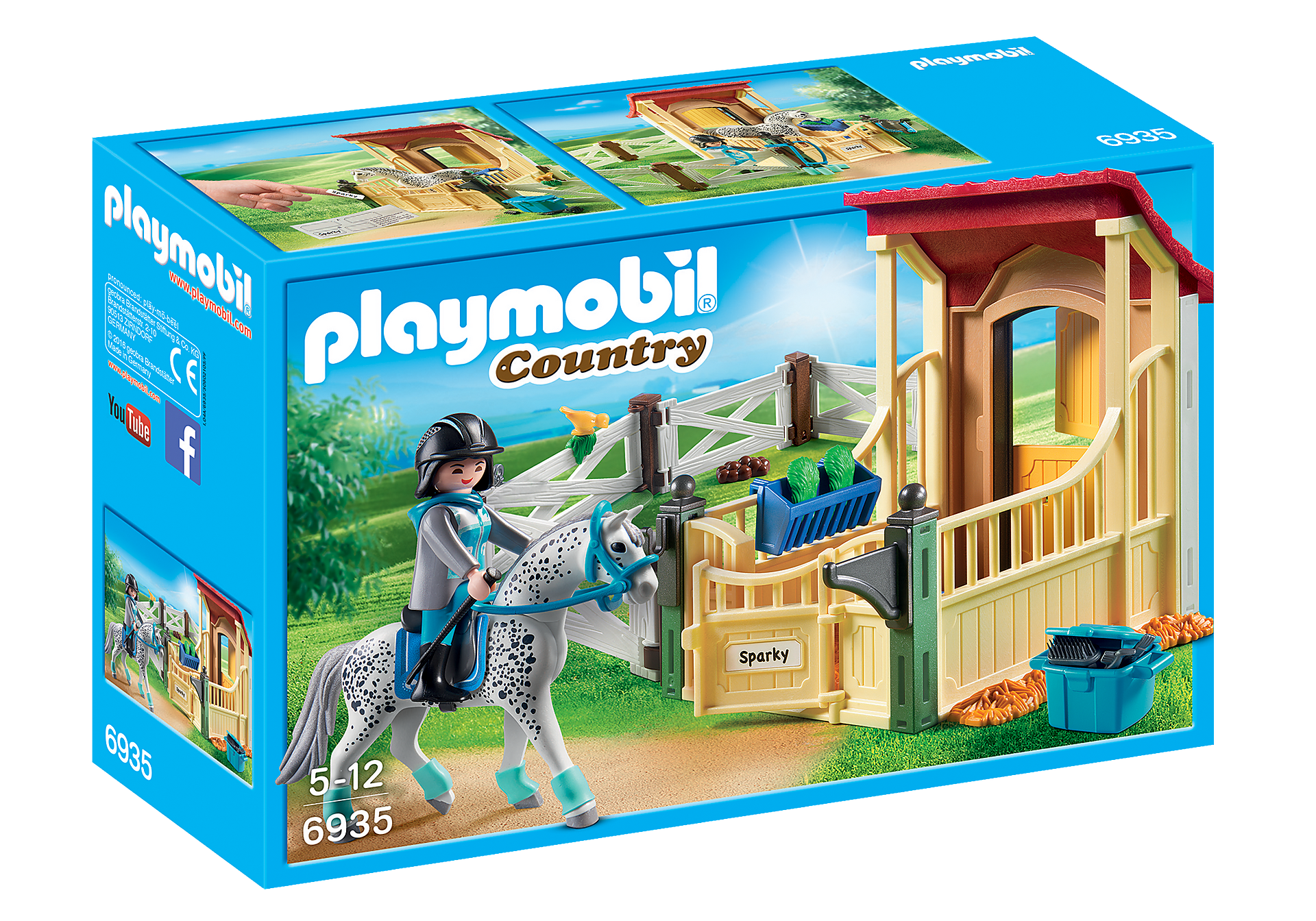 http://media.playmobil.com/i/playmobil/6935_product_box_front/Άλογο Απαλούζα με στάβλο