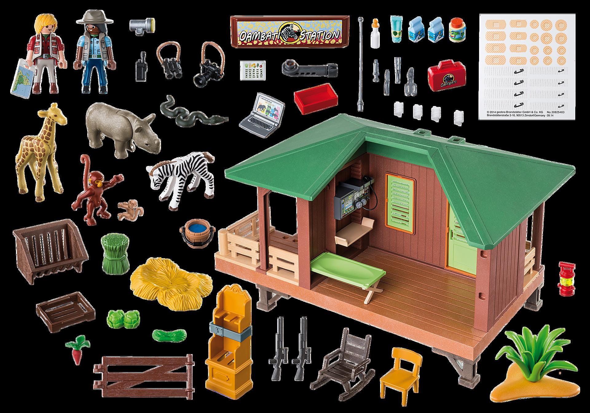 http://media.playmobil.com/i/playmobil/6936_product_box_back/Domek Rangera z hodowlą zwierząt