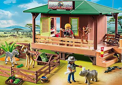 6936 Rangerstation mit Tieraufzucht