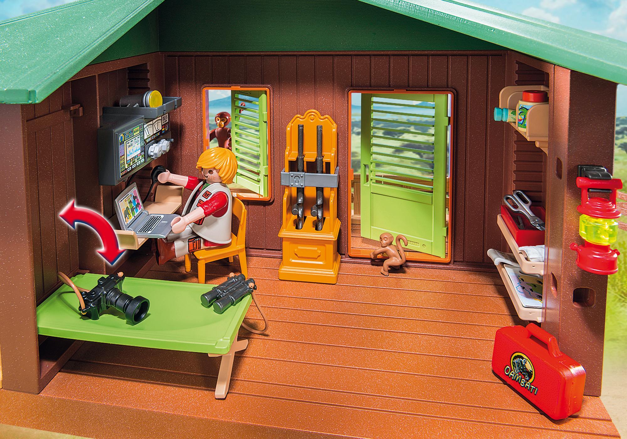 http://media.playmobil.com/i/playmobil/6936_product_extra2/Σταθμός περίθαλψης άγριων ζώων