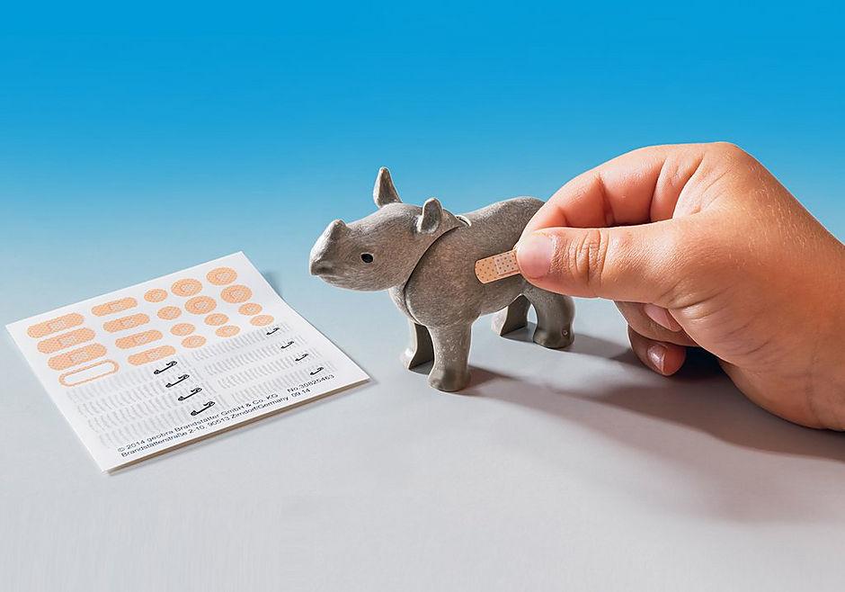 http://media.playmobil.com/i/playmobil/6936_product_extra4/Σταθμός περίθαλψης άγριων ζώων