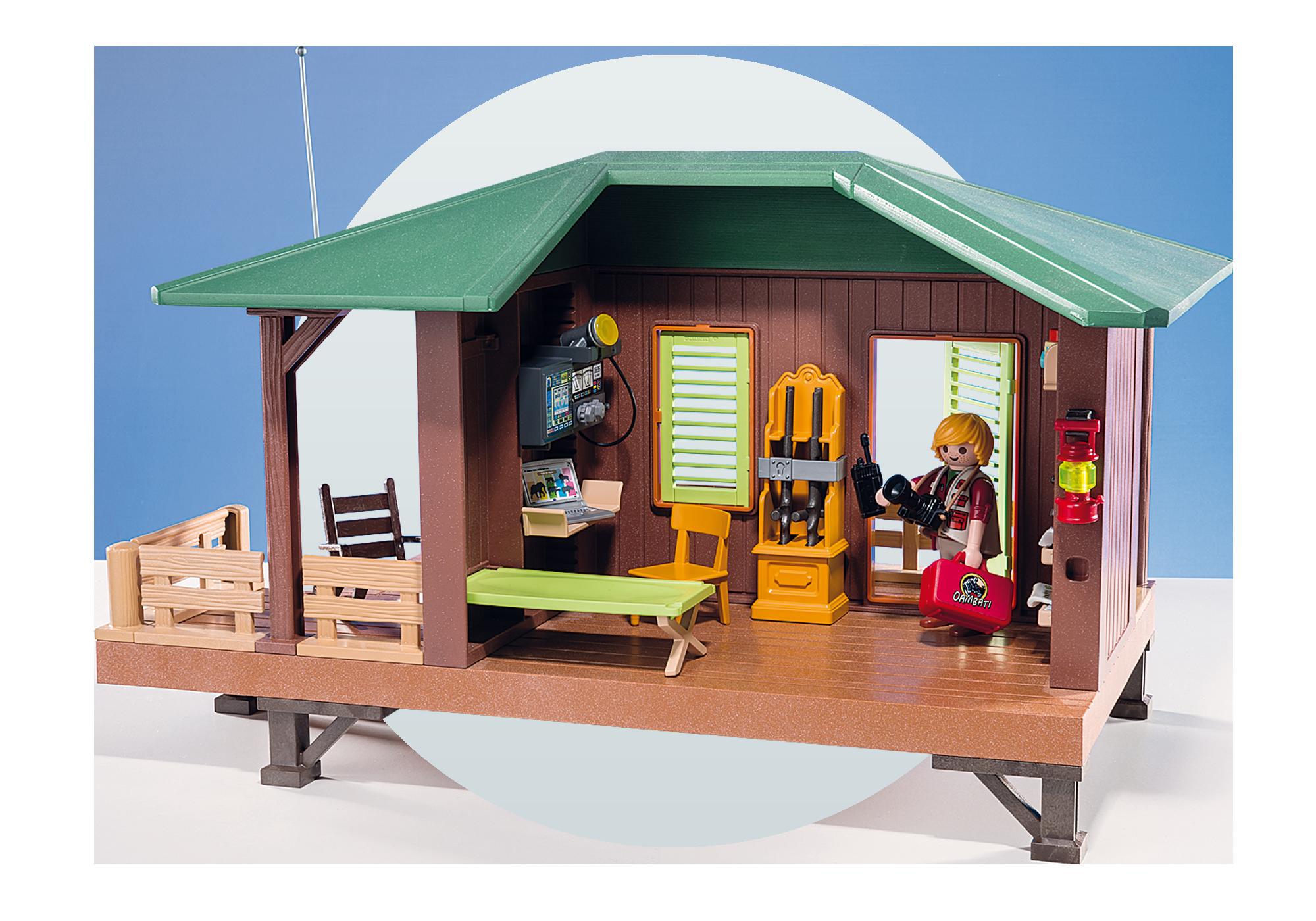 http://media.playmobil.com/i/playmobil/6936_product_extra5/Rangerstation mit Tieraufzucht