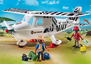 6938 Avion avec explorateurs