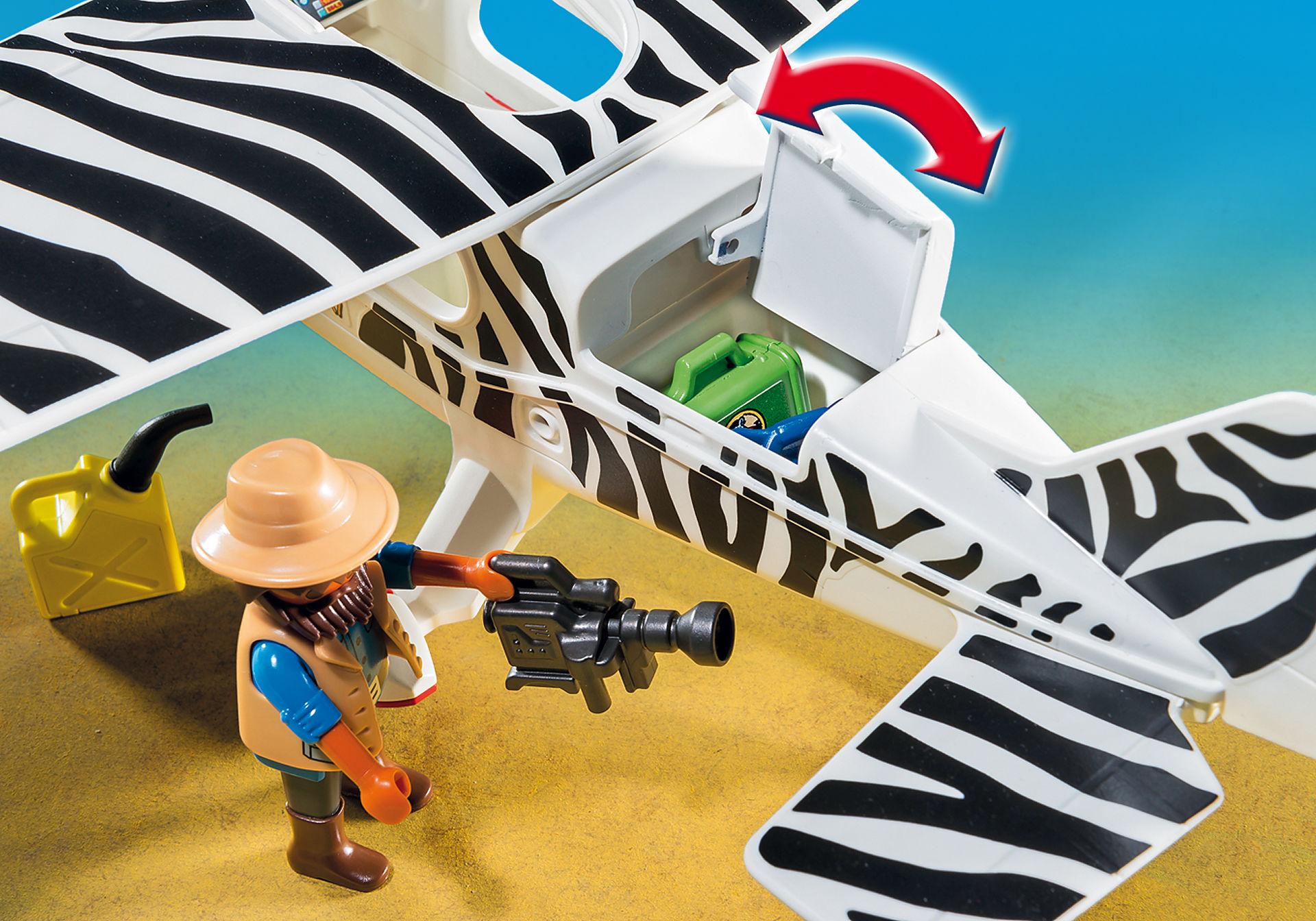 6938 Avioneta de safari zoom image5
