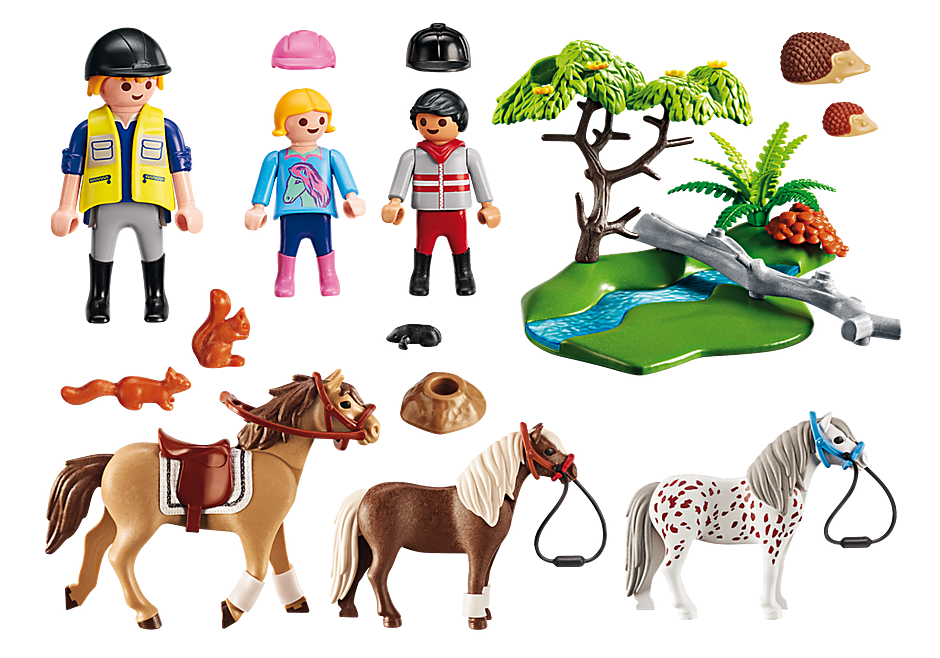 6947 Country Horseback Ride detail image 4