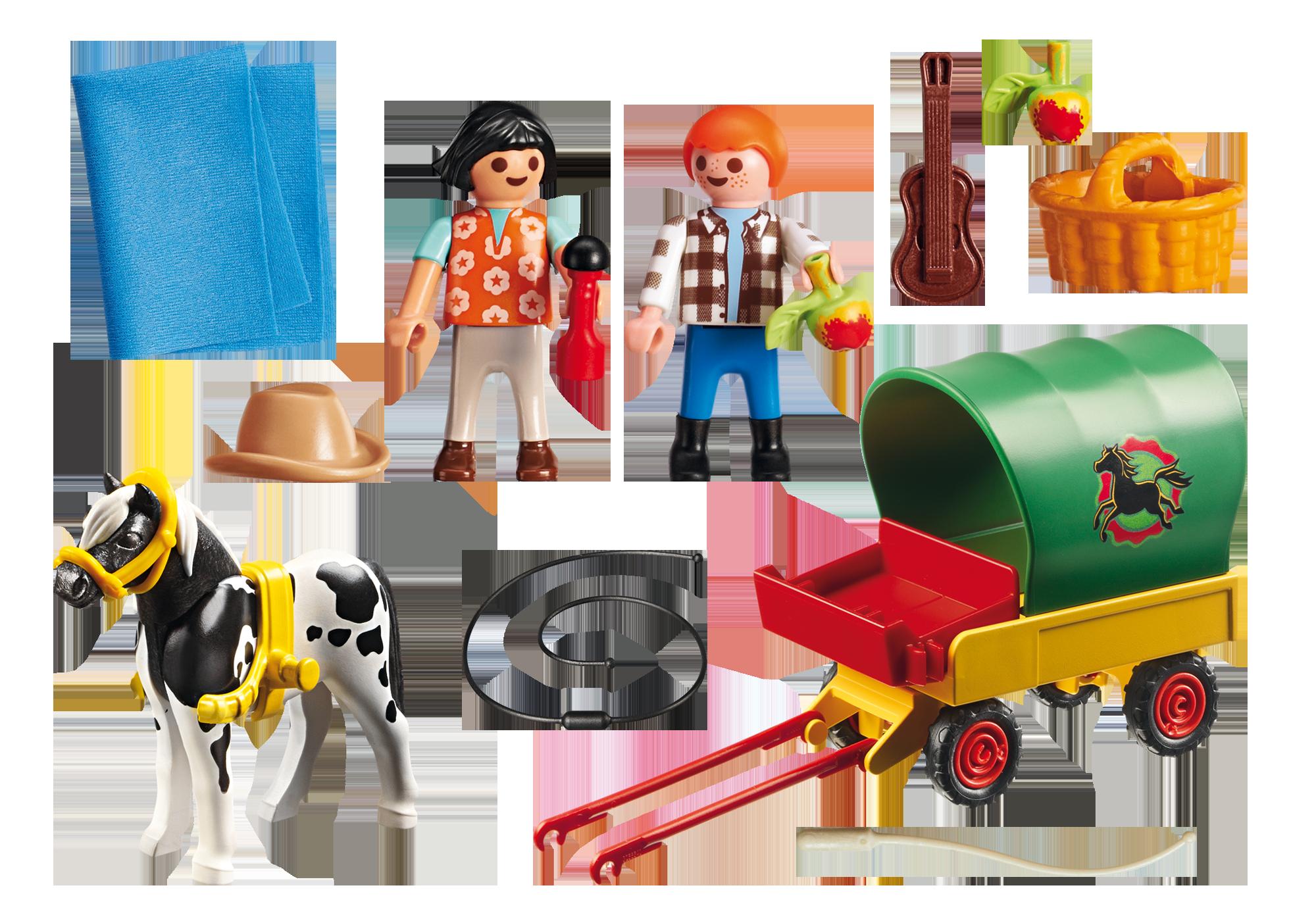 http://media.playmobil.com/i/playmobil/6948_product_box_back/Enfants avec chariot et poney