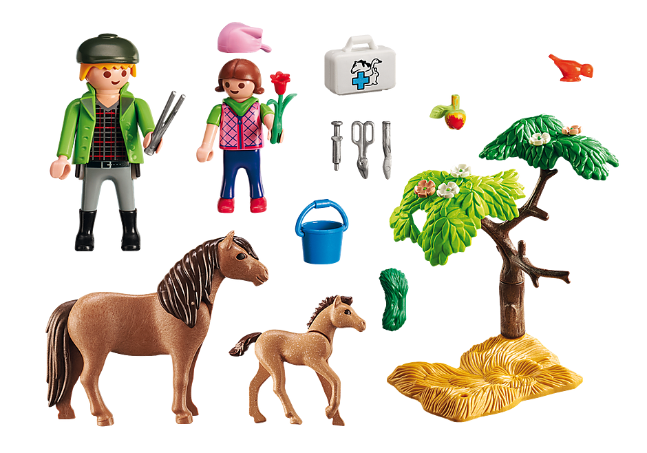http://media.playmobil.com/i/playmobil/6949_product_box_back/Vet with Pony and Foal