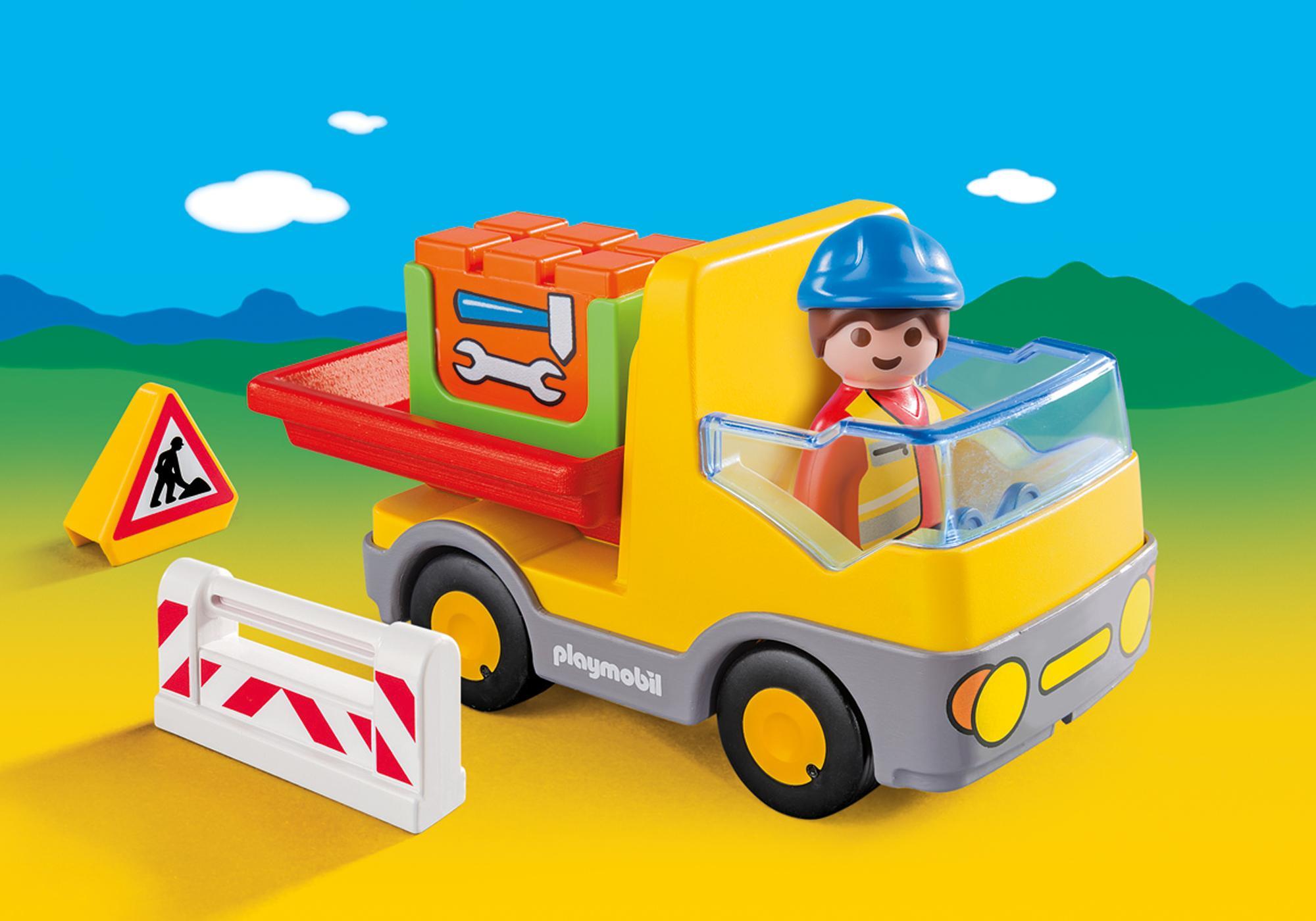 http://media.playmobil.com/i/playmobil/6960_product_detail/1.2.3 Camión de Construcción