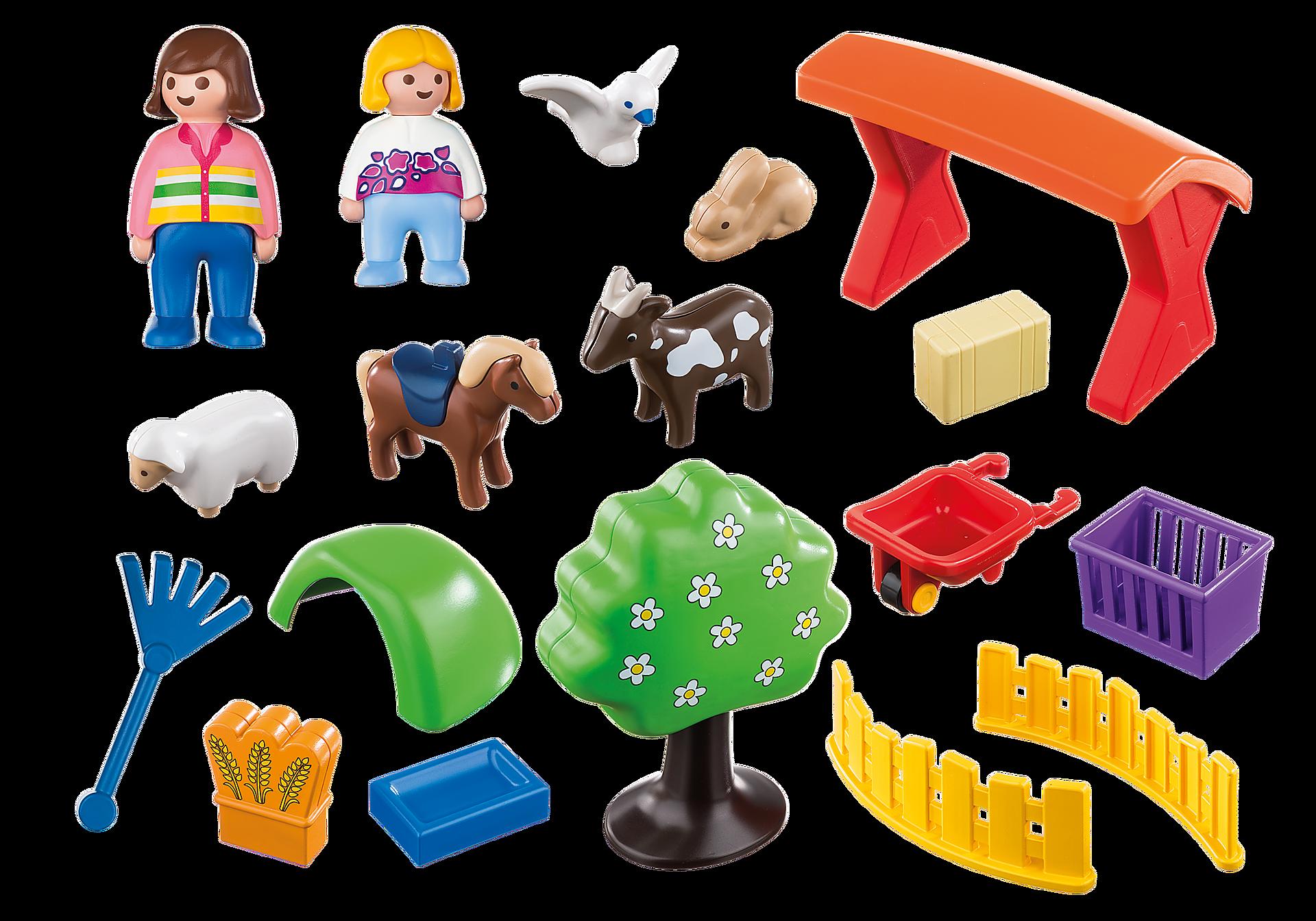 http://media.playmobil.com/i/playmobil/6963_product_box_back/1.2.3 Recinto de Animales