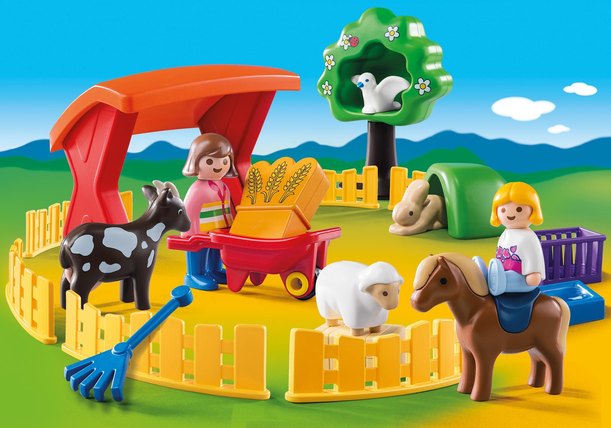 http://media.playmobil.com/i/playmobil/6963_product_detail/1.2.3 Recinto de Animales