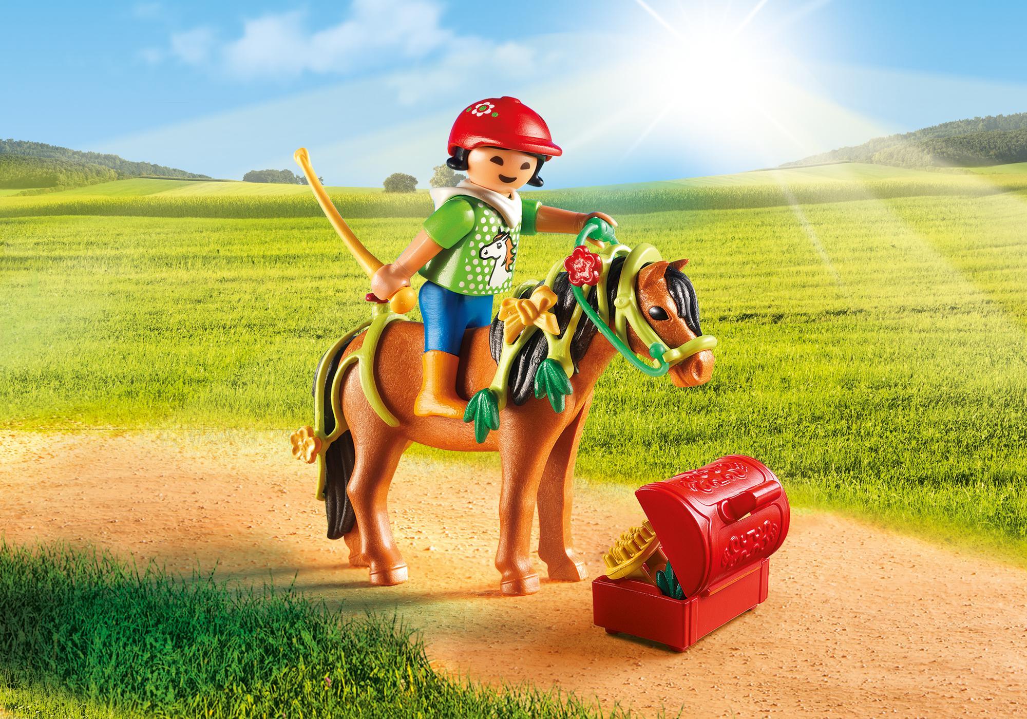 http://media.playmobil.com/i/playmobil/6968_product_detail/Jinete con Poni Flor