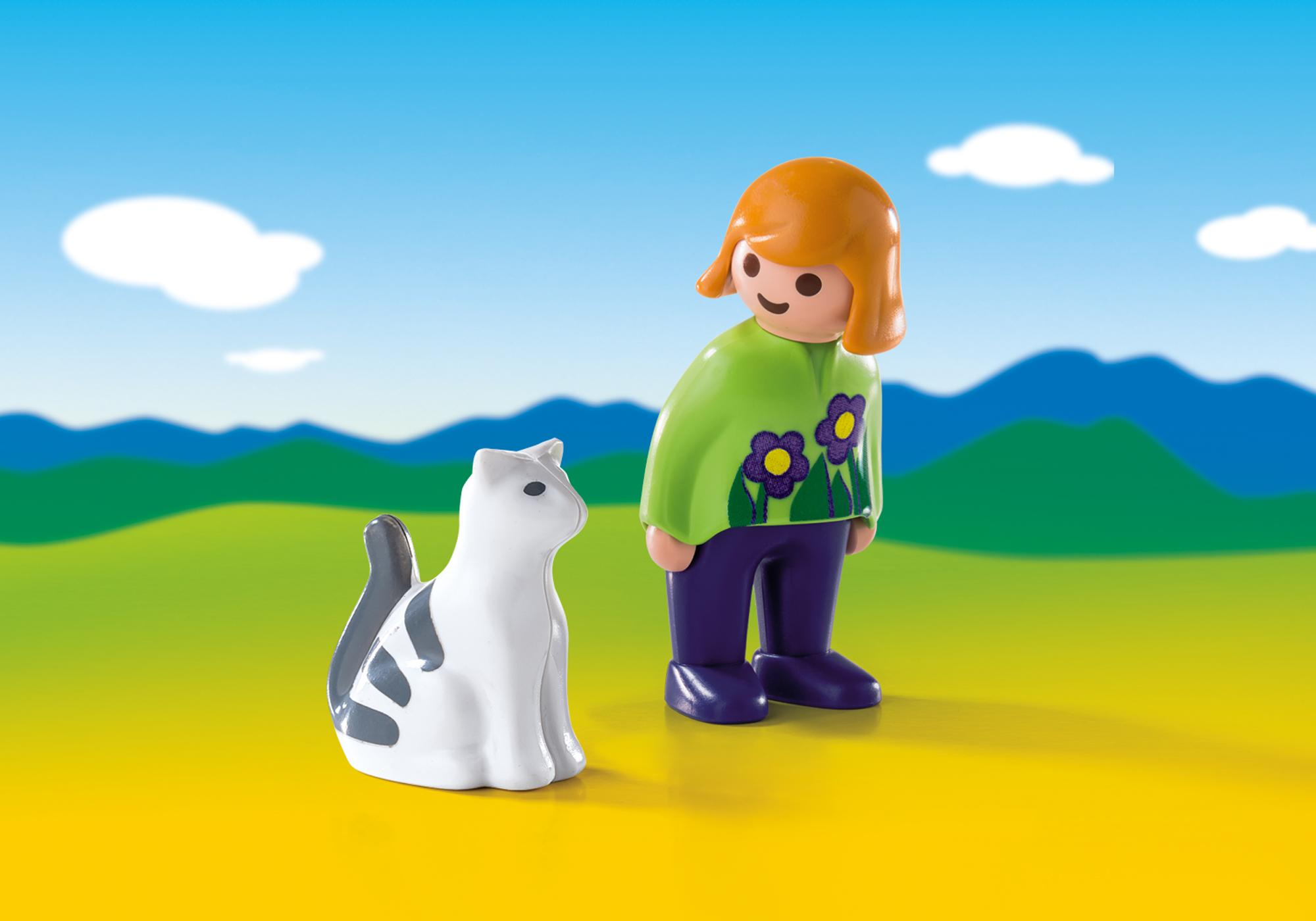 6975_product_detail/Woman with Cat