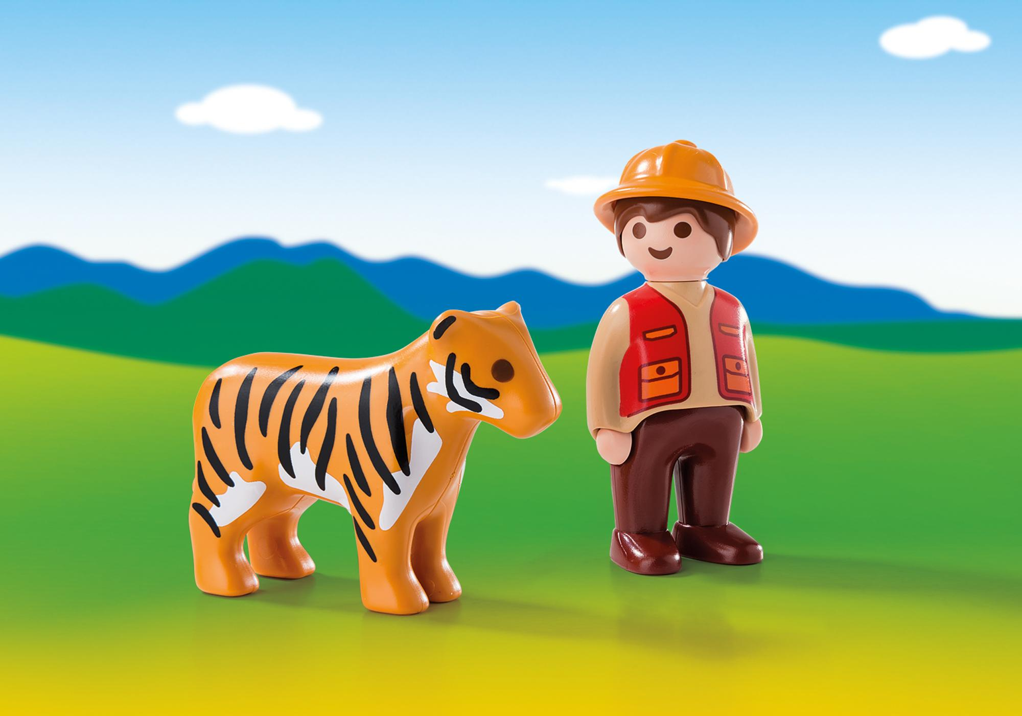 http://media.playmobil.com/i/playmobil/6976_product_detail/Wildhüter mit Tiger