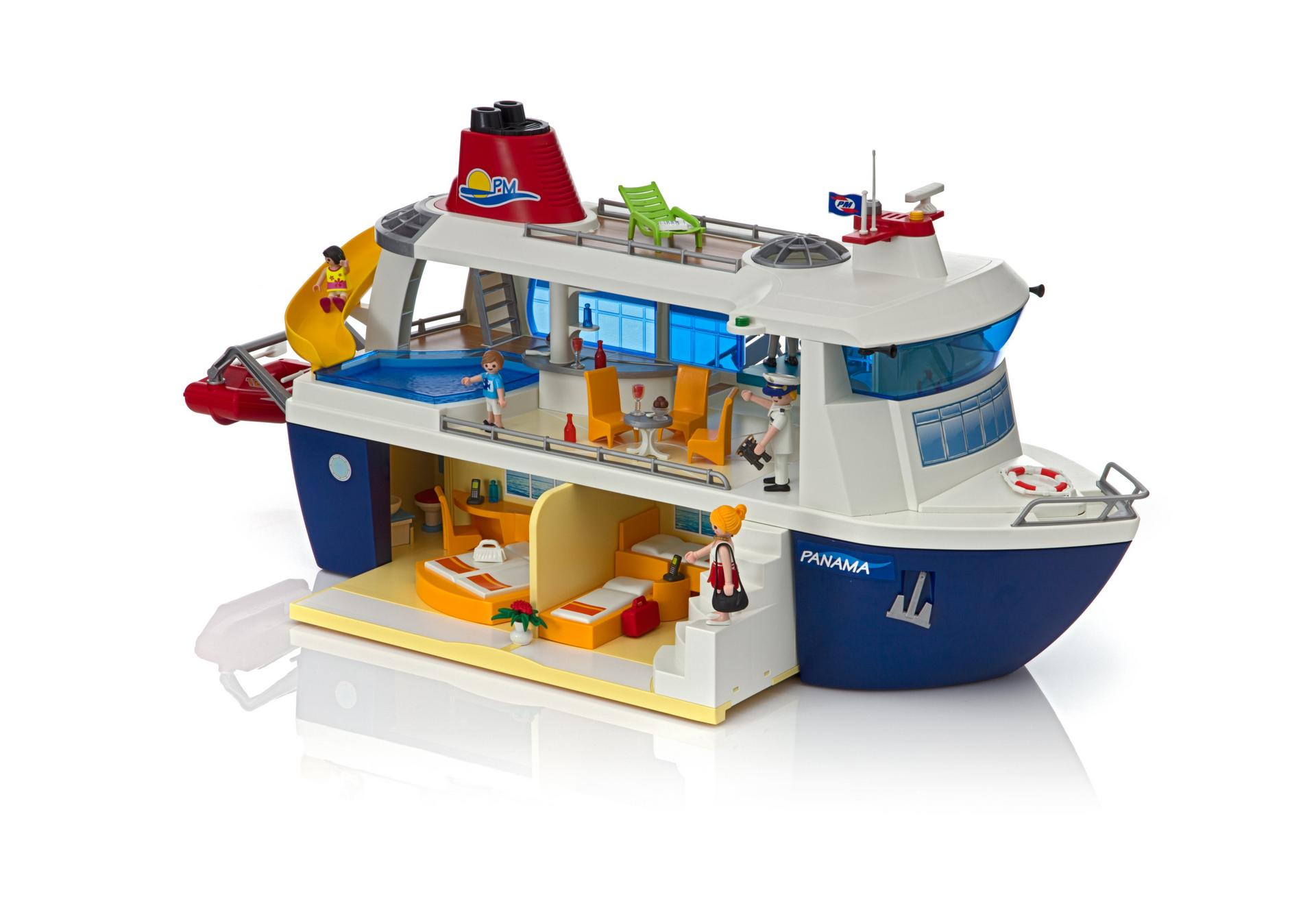 Playmobil Ausmalbilder : Cruise Ship 6978 Playmobil Canada