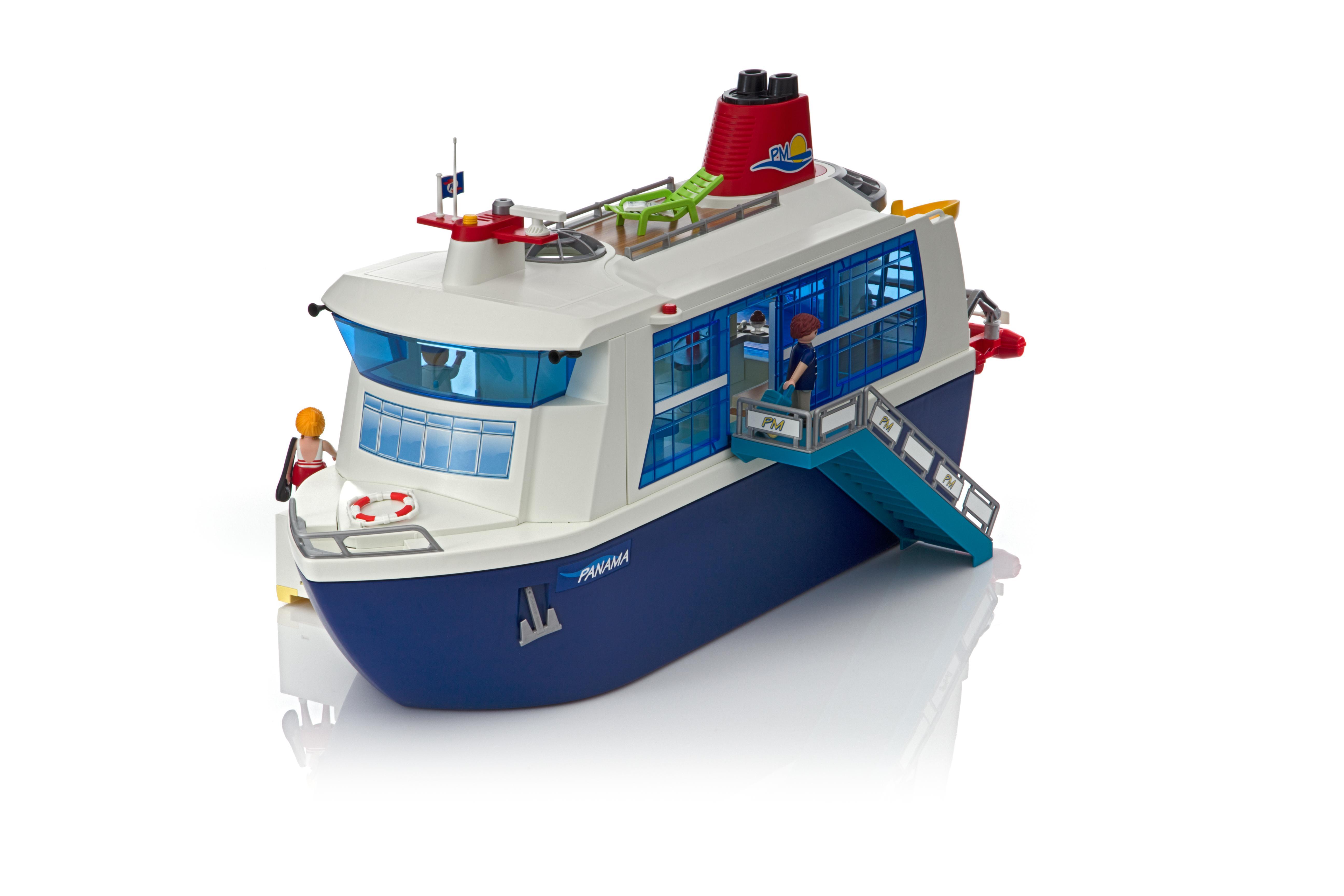 Kreuzfahrtschiff 6978 Playmobil Sterreich