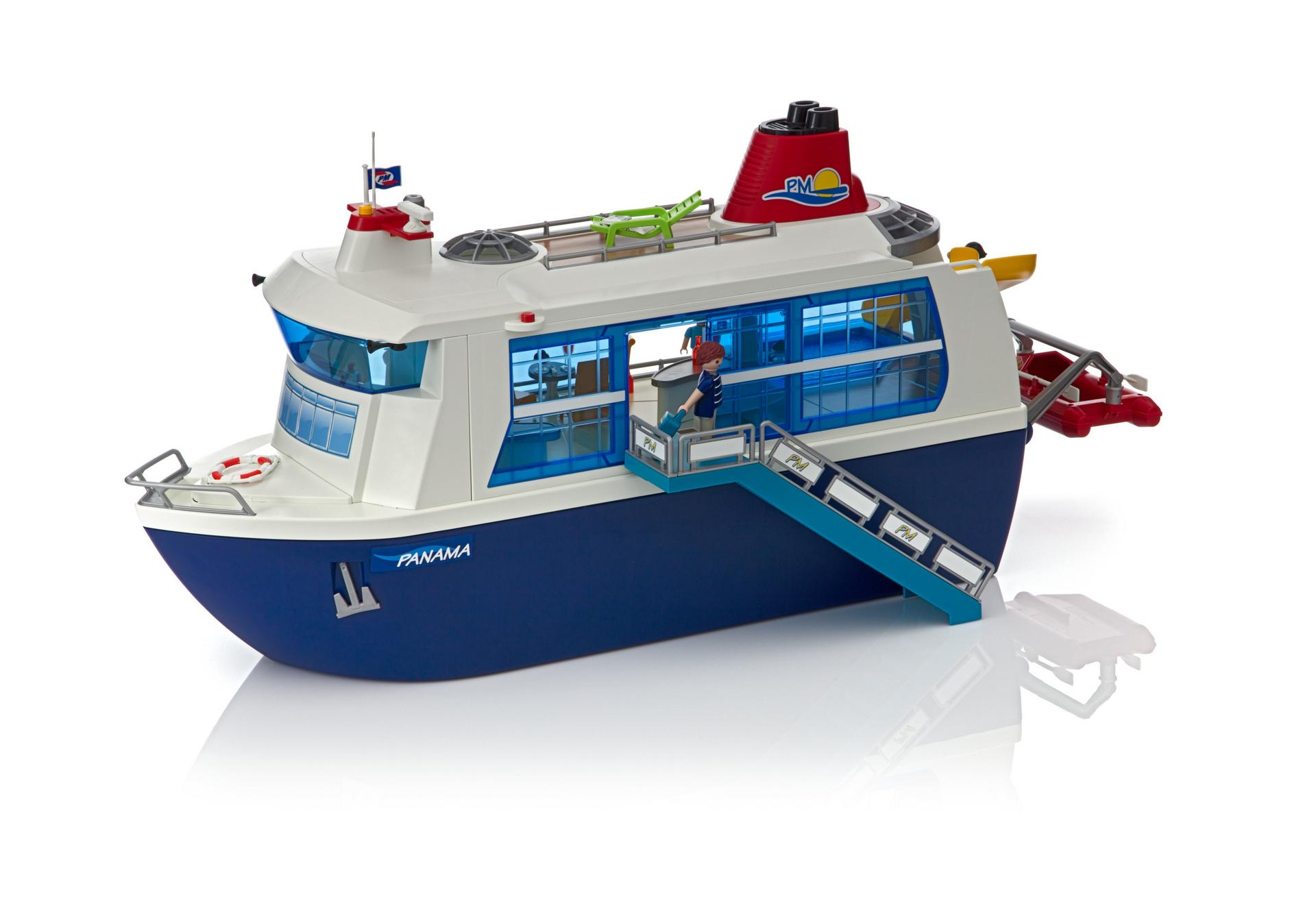 Playmobil Ausmalbilder Citylife : Cruise Ship 6978 Playmobil Usa