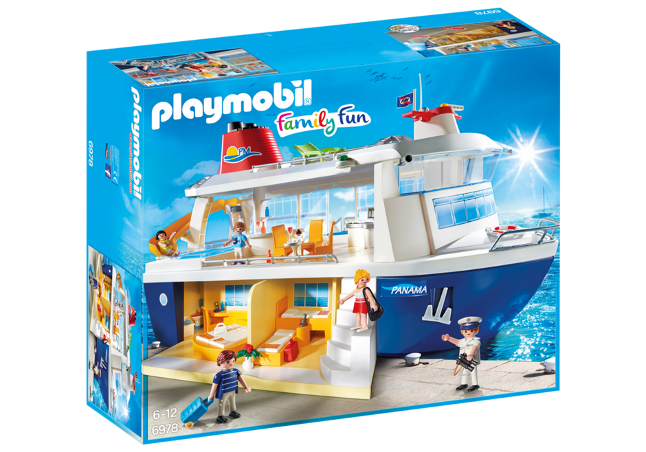 Kreuzfahrtschiff 6978 playmobil deutschland for Toys r us piscine