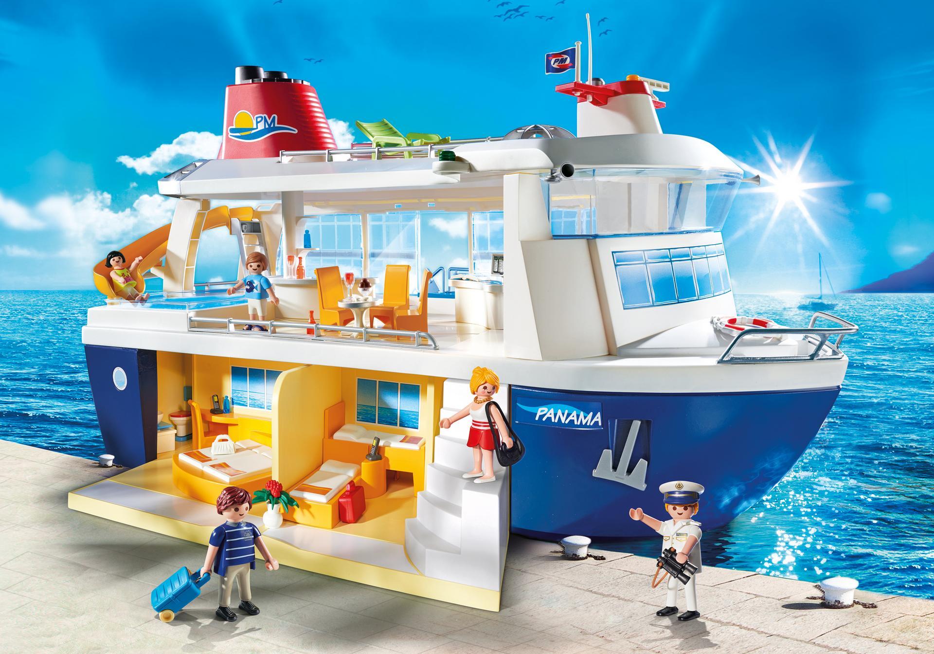 Playmobil Ausmalbilder Kinderklinik : Kreuzfahrtschiff 6978 Playmobil Schweiz