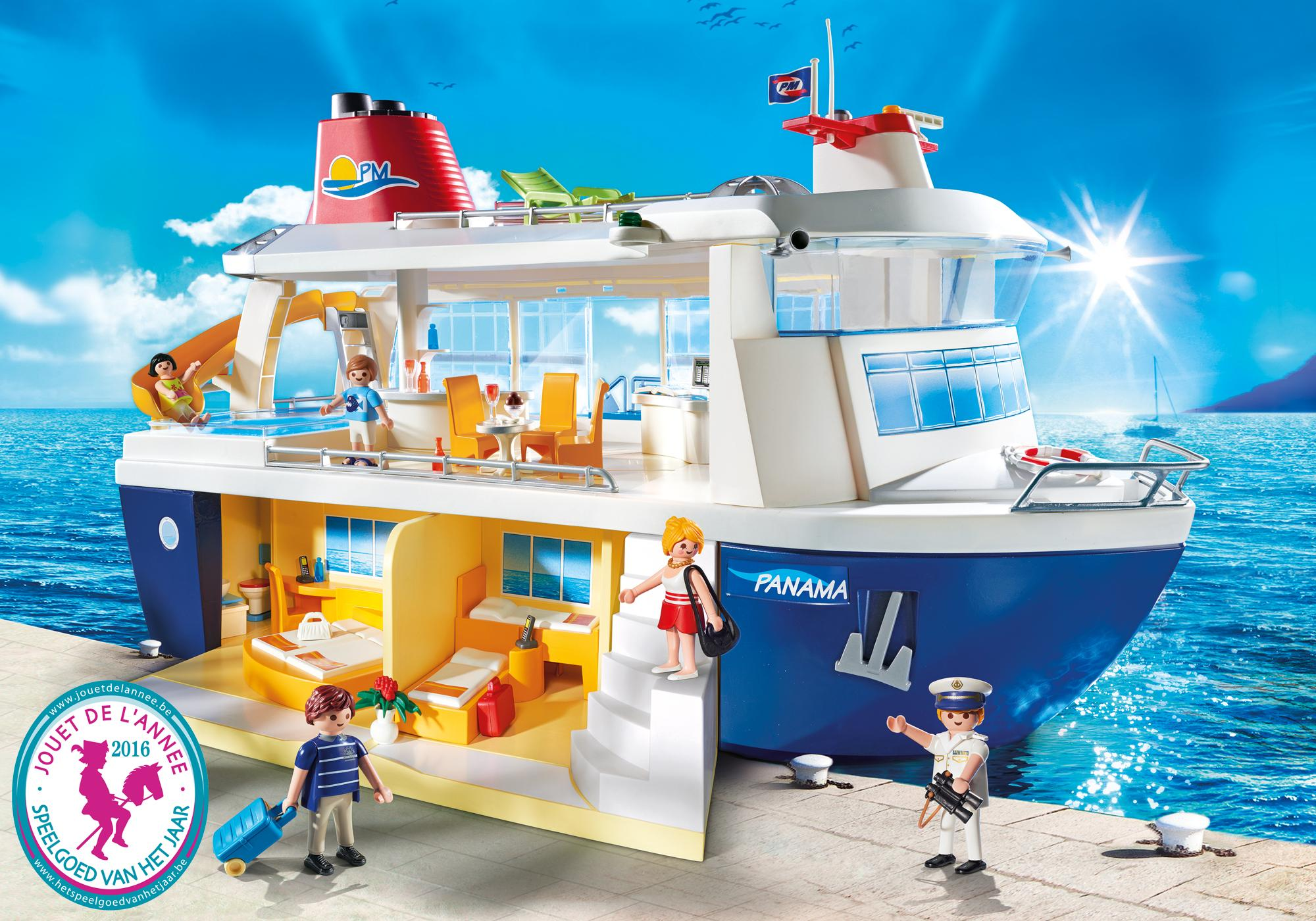 bateau de croisiere playmobil