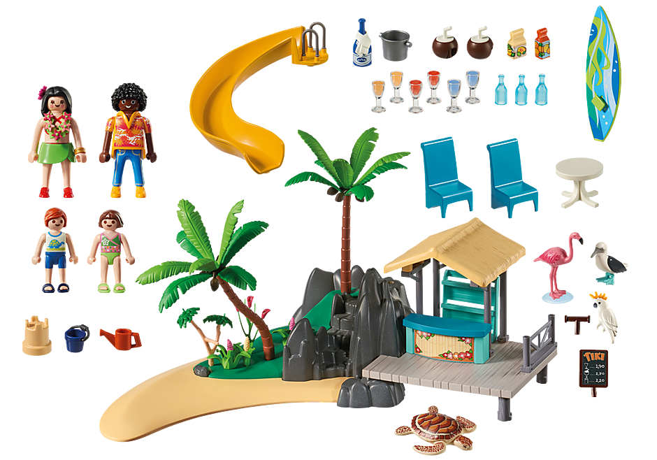 http://media.playmobil.com/i/playmobil/6979_product_box_back/Εξωτικό νησί με Beach Bar