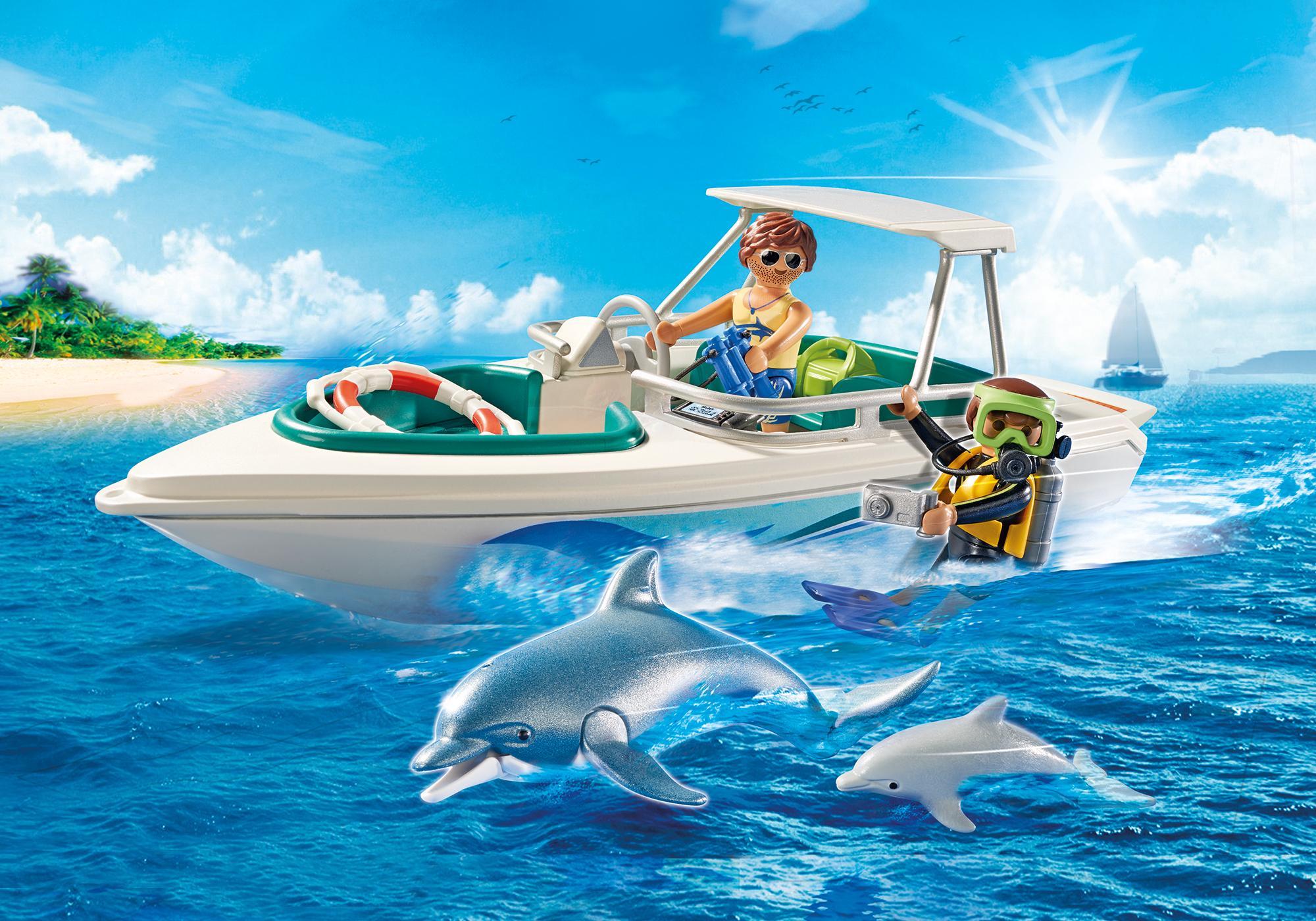 6981_product_detail/Ταχύπλοο με δύτη και δελφίνια