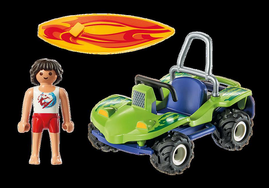 6982 Surfer et buggy  detail image 4