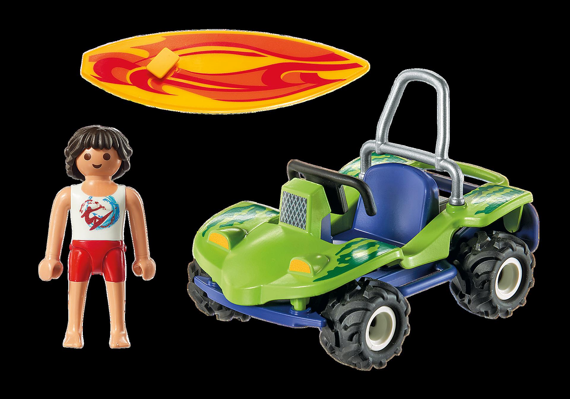 6982 Surfer et buggy  zoom image4