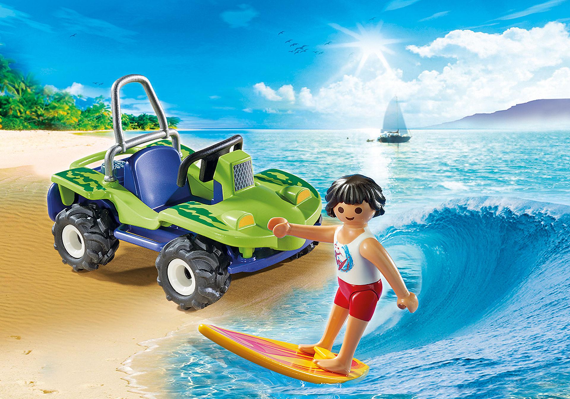 6982 Surfista con Buggy zoom image1