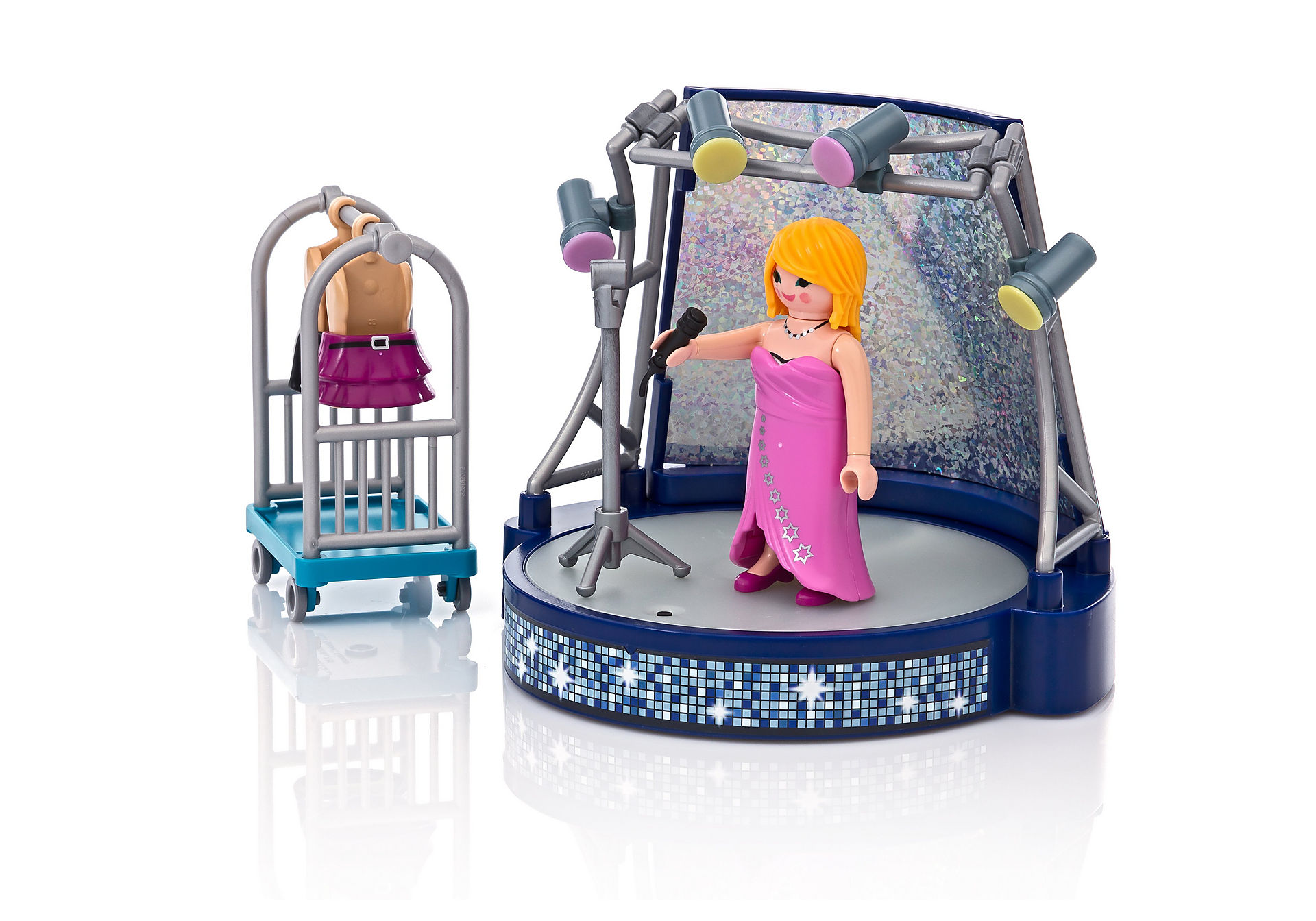 Singer with Stage - 6983 - PLAYMOBIL® United Kingdom