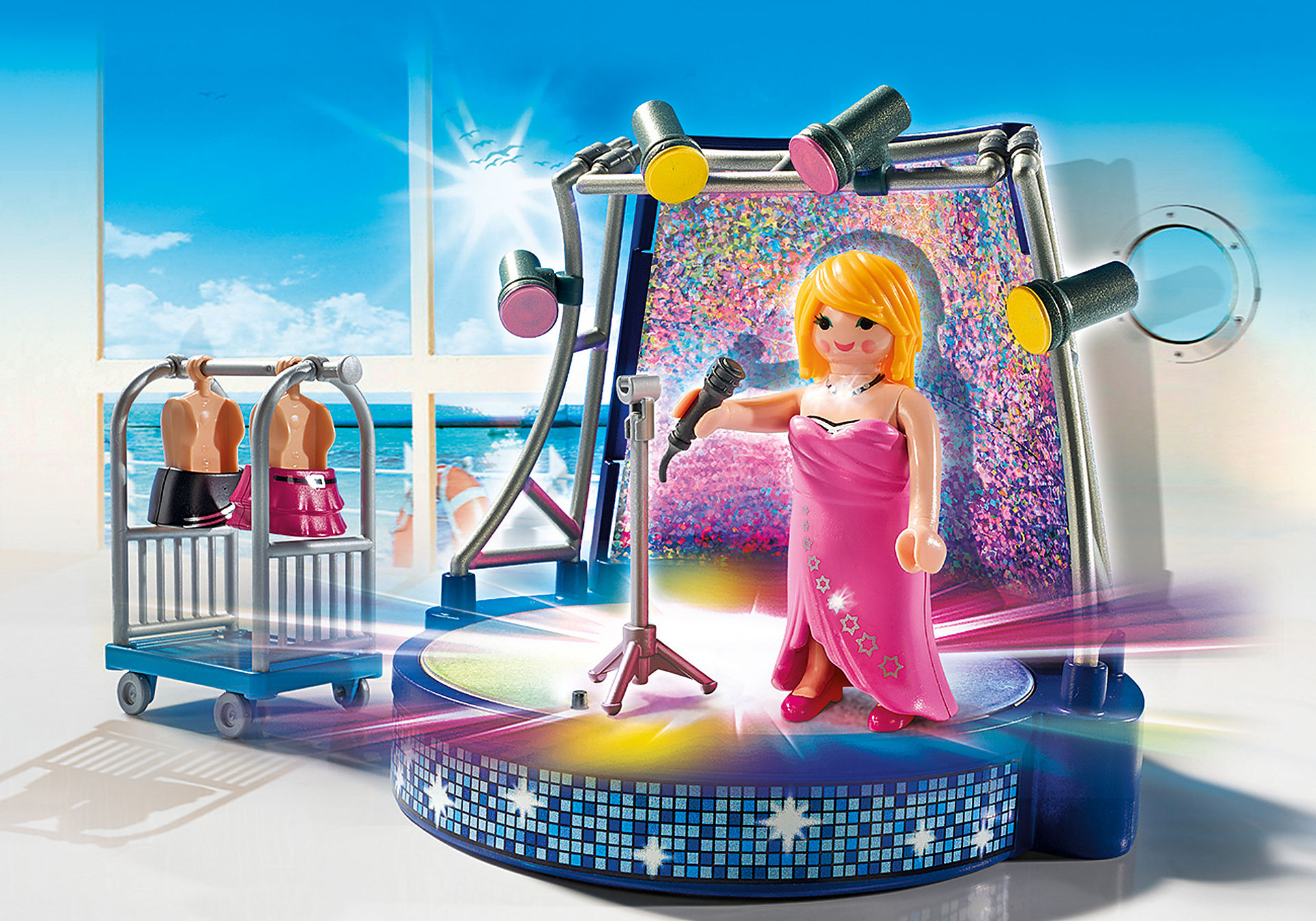 http://media.playmobil.com/i/playmobil/6983_product_detail/Τραγουδίστρια σε Disco Stage
