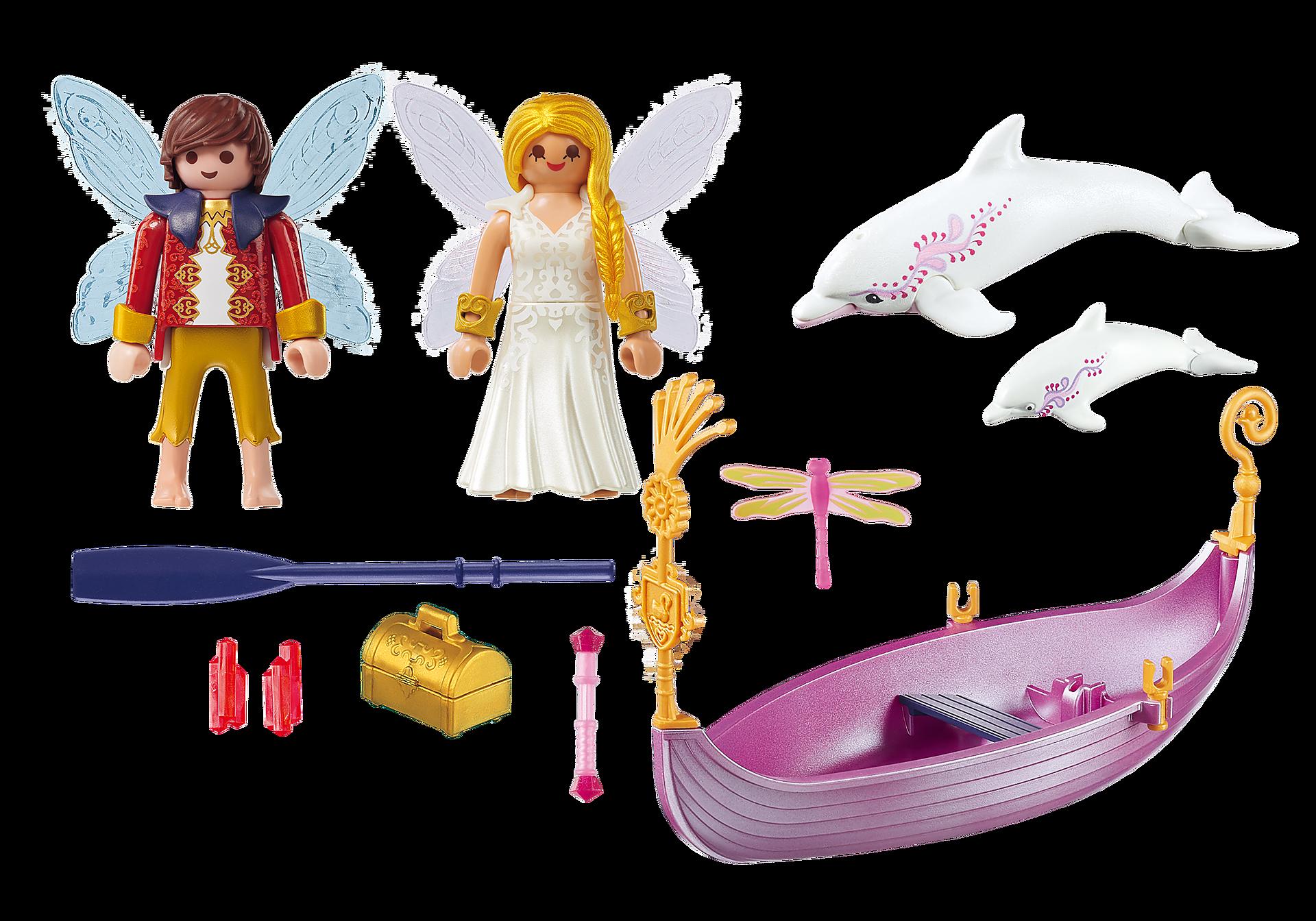 70000 Romantic Fairy Boat zoom image3