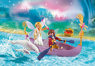70000 Romantic Fairy Boat