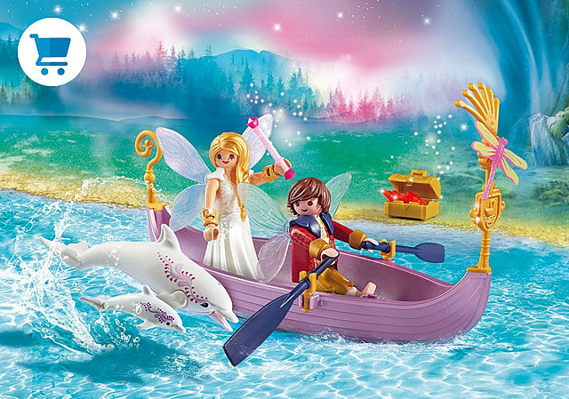 70000_product_detail/Romantic Fairy Boat